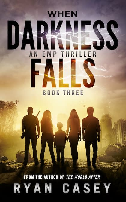 When Darkness Falls: Book 3